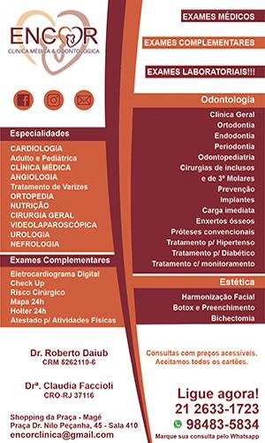 Encor - Clinica Média e Odontológica