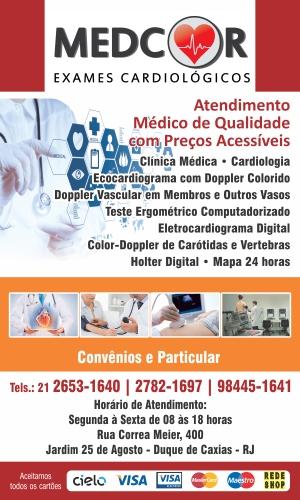MEDCOR Exames Cardiológicos