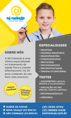 Só Crianças - Serviços Médicos e Cirúrgicos